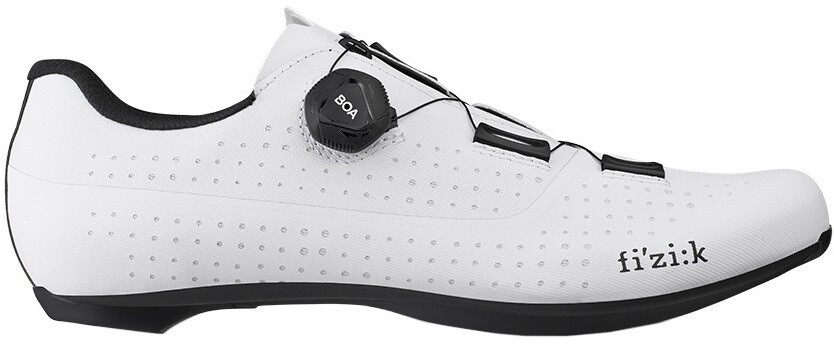 Fizik Tempo Overcurve R4 Cykelsko, white/white (2020) | Shoes and overlays