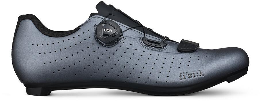 Fizik Tempo Overcurve R5 Cykelsko, gunmetal/black (2020) | Shoes and overlays