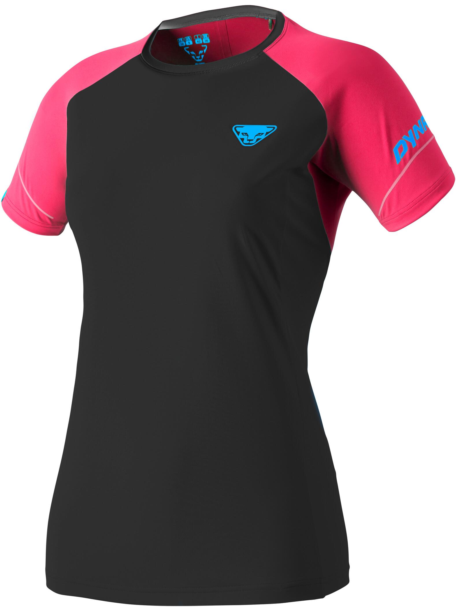 Dynafit Alpine Pro SS Tee Damer, fluo pink | Trøjer