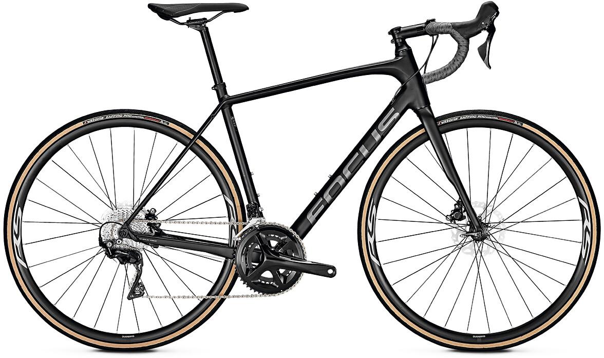 FOCUS Paralane 6.8, black (2020) | Road bikes