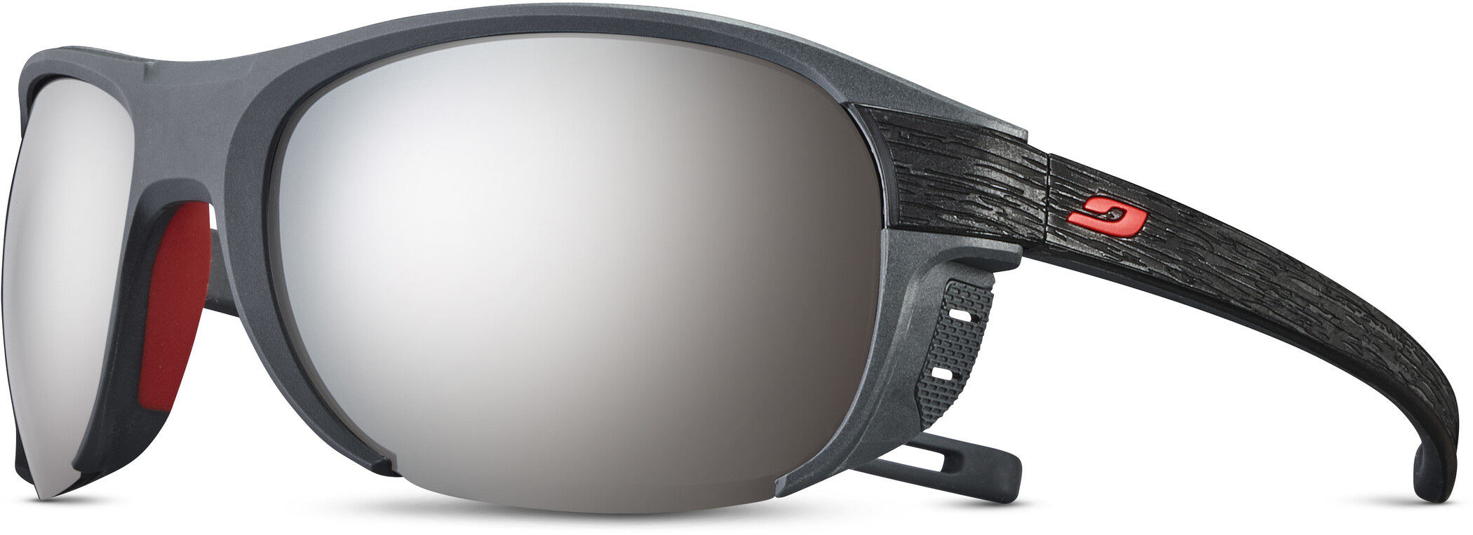Julbo Regatta Spectron 4 Solbriller, black/red/brown (2020) | Glasses