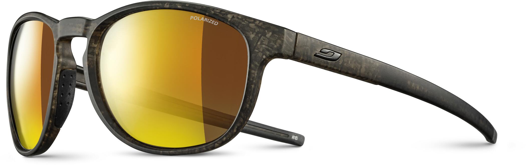 Julbo Elevate Polarized 3CF Solbriller, brown/black/multilayer gold (2020) | Glasses