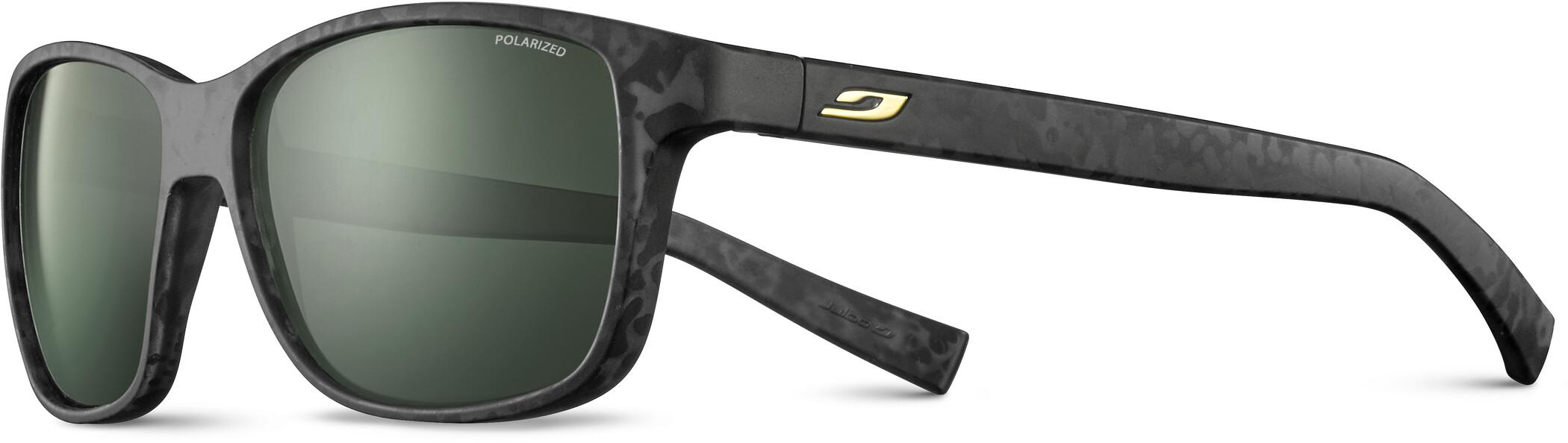 Julbo Powell Polarized 3 Solbriller Herrer, tortoiseshell grey/green (2020) | Glasses