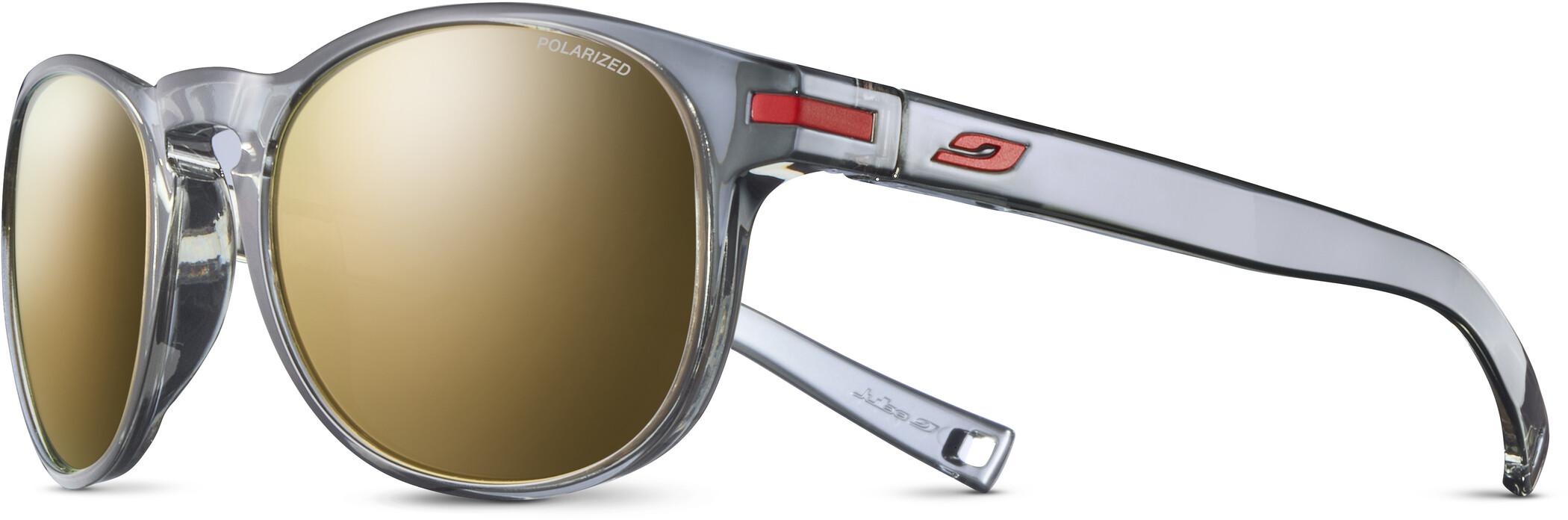Julbo Valparaiso Polarized 3 Solbriller Herrer, shiny black/multilayer gold (2020) | Glasses