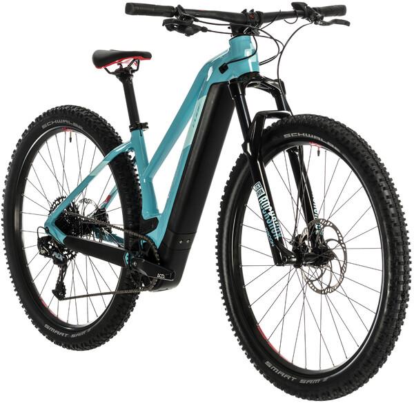 Lizard Skins Vélo Lock-On Northshore-Bleu électrique US