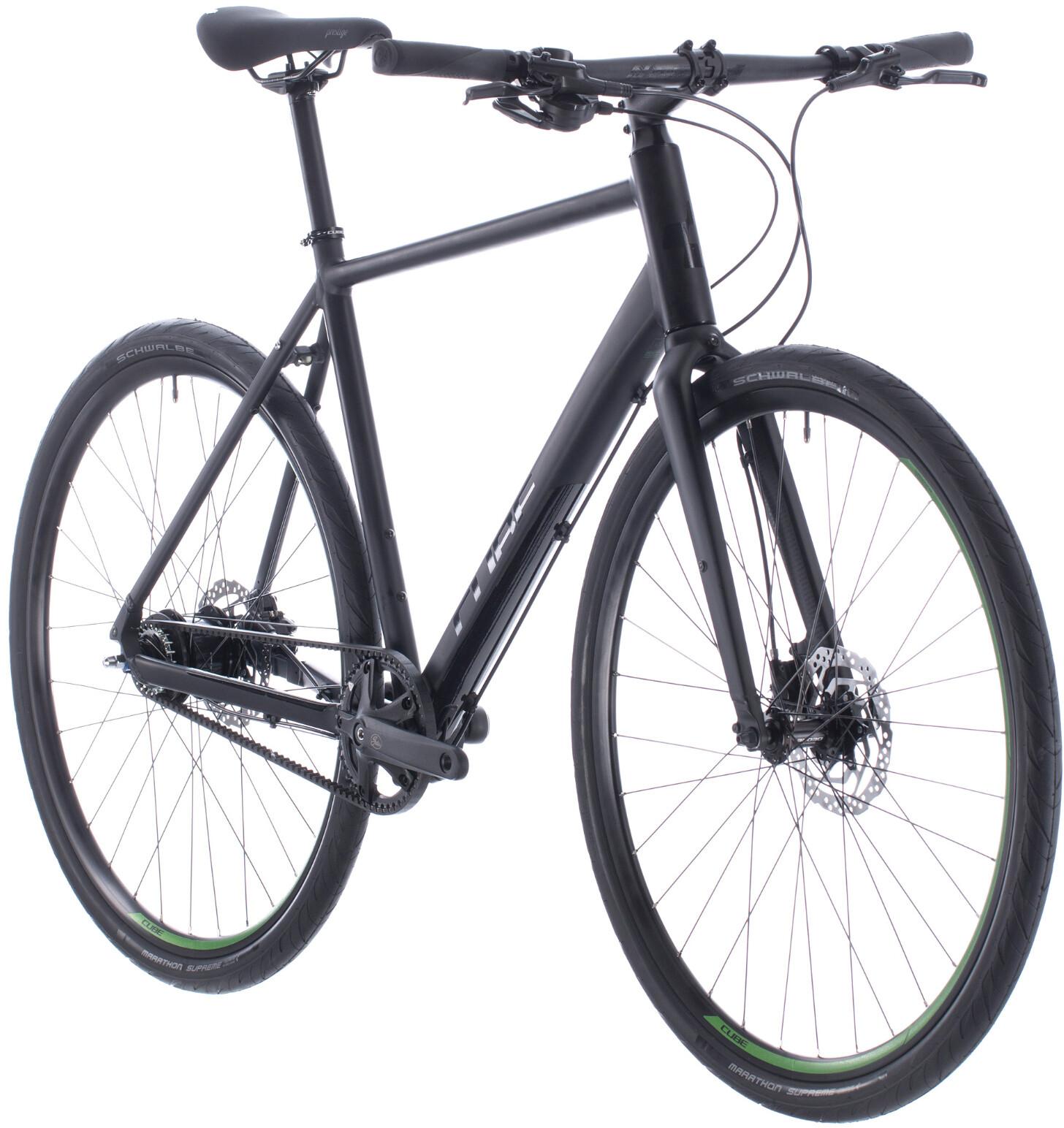 Cube Hyde Race Urban Bike (2020) | City-cykler