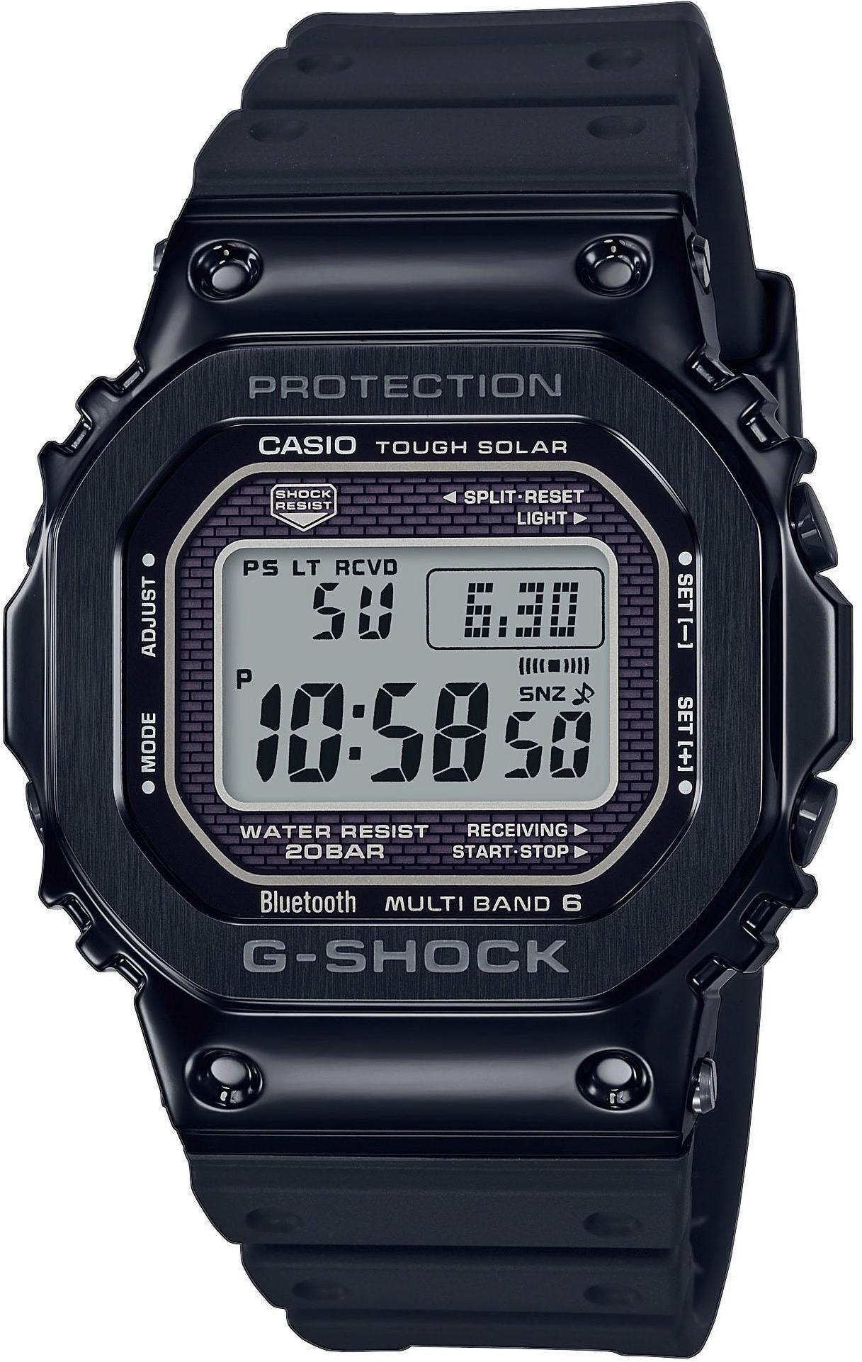 CASIO G-SHOCK The Origin GMW-B5000G-1ER Ur Herrer, black (2019)   Sports watches