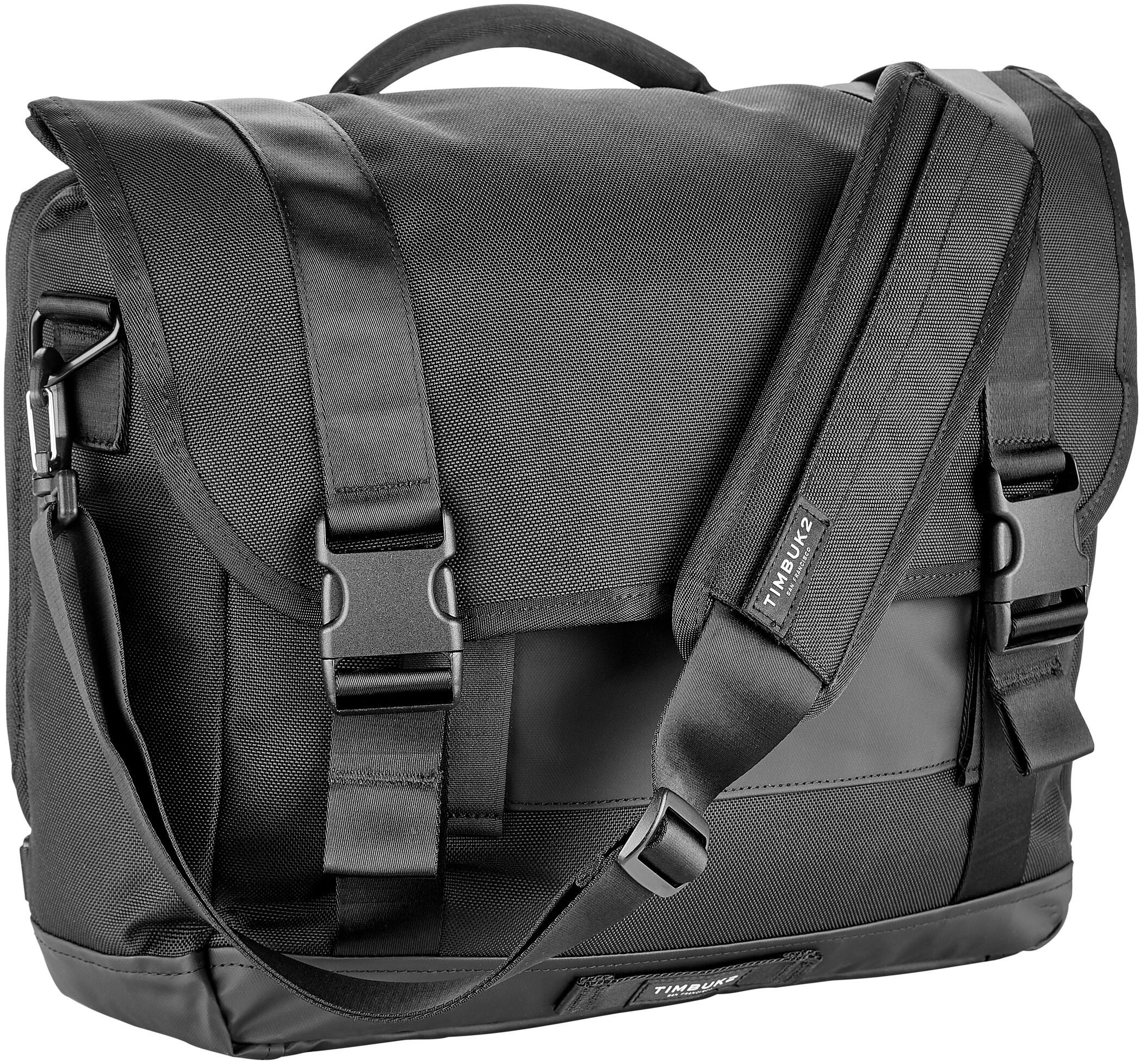 Timbuk2 Commute Messenger Bag L, jet black (2019) | Travel bags