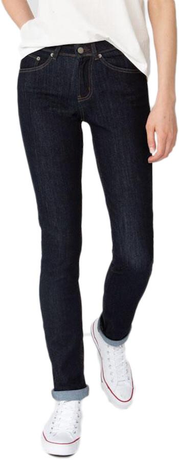 DUER Performance Denim Bukser Slim Straight Damer, indigo 100 (2019) | Trousers