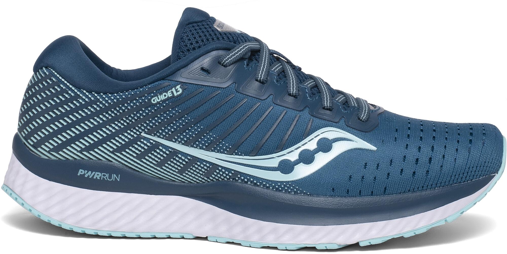 saucony Guide 13 Sko Damer, blue/aqua (2020) | Running shoes