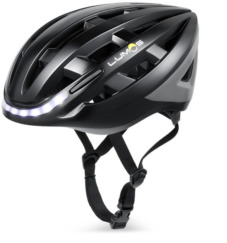 Lumos Kickstart Lite Hjelm, Charcoal Black (2020) | Helmets