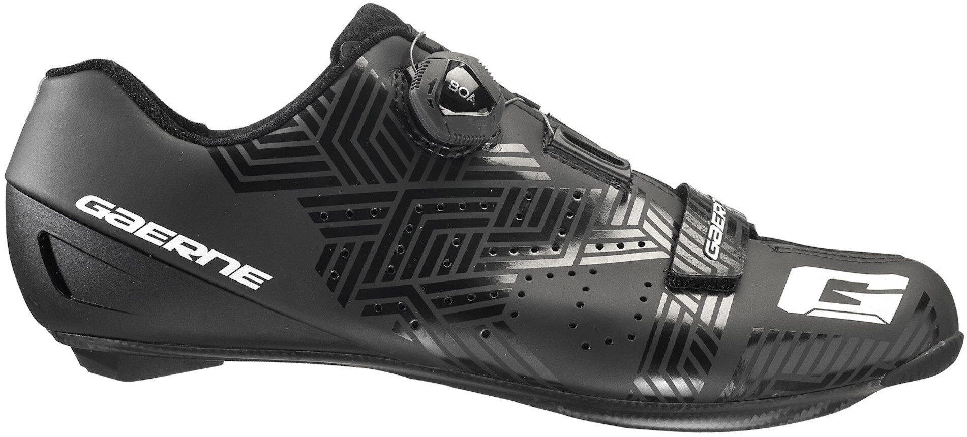 Gaerne Carbon G.Volata Cykelsko Herrer, black (2020) | Shoes and overlays
