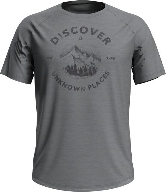Icebreaker Tech Lite Short Sleeve Crewe Men T-Shirt Kurzarm Herren poseidon