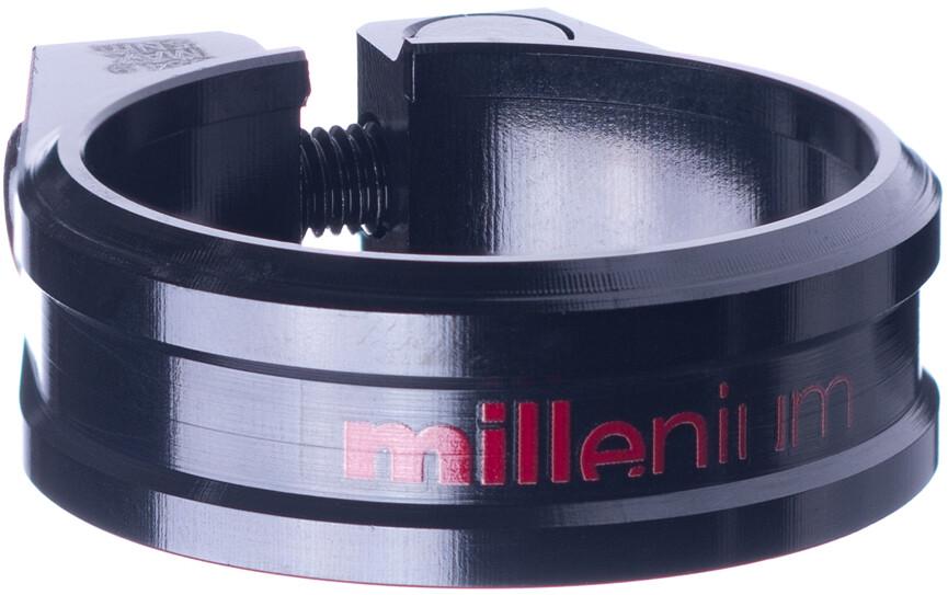 Sixpack Millenium Sadelklemme Ø34,9mm, black/red (2020)   Seat Clamp
