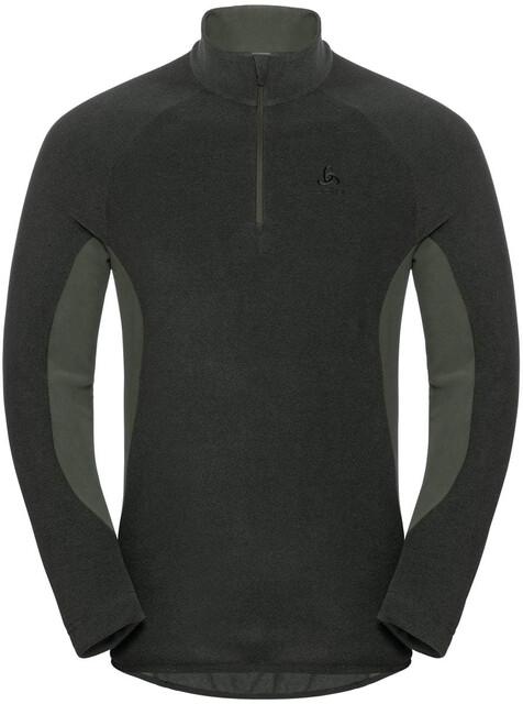 Odlo Herren Midlayer 1//2 Zip Royale Pullover
