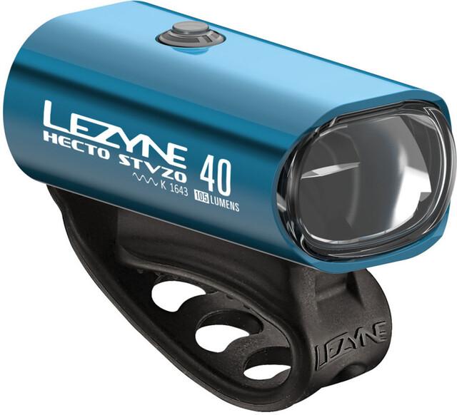 Lezyne bicicleta iluminación hecto StVZO 40 Front luz faros