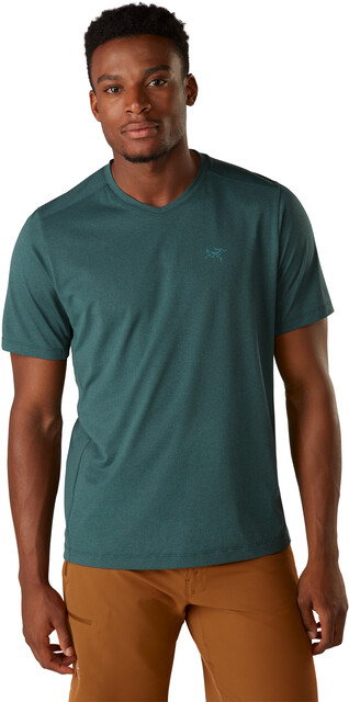 Arcteryx Remige Word SS T-Shirt Men cobalt moon 2020 Shortsleeve Shirt