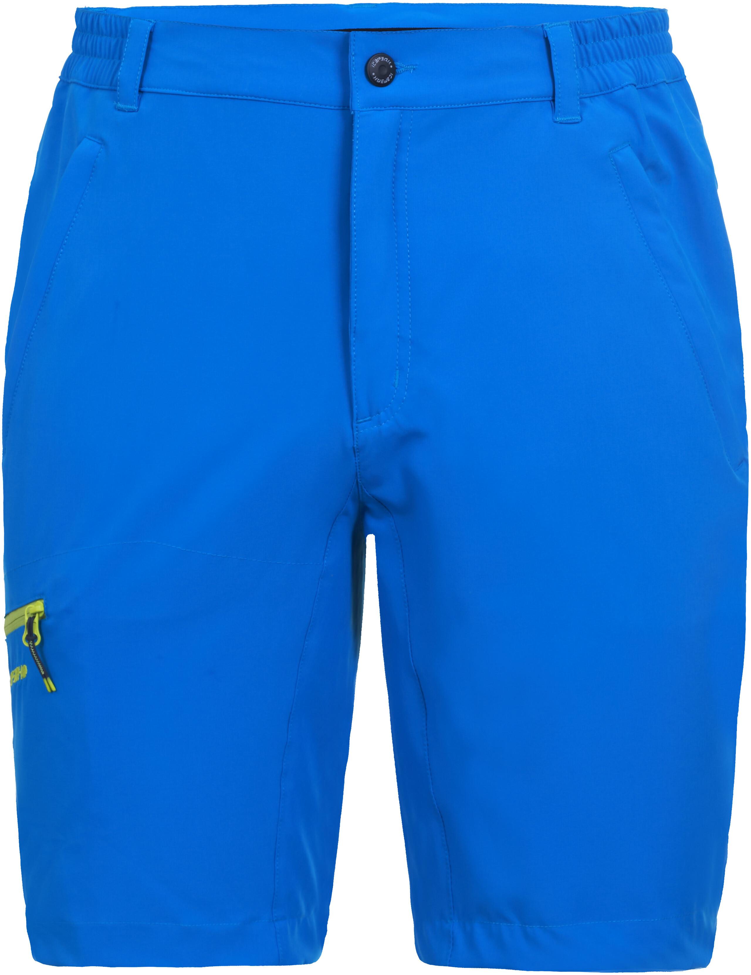 Icepeak Berwyn Pantalones Cortos Elasticos Hombre Royal Blue Campz Es