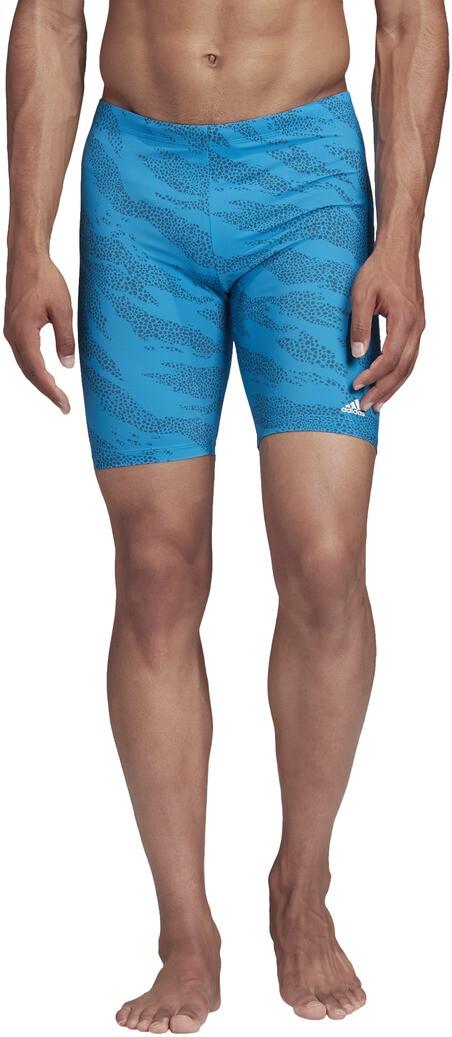 adidas P.Blue Jammer Herrer, sharp blue/white (2020)   Swim equipment