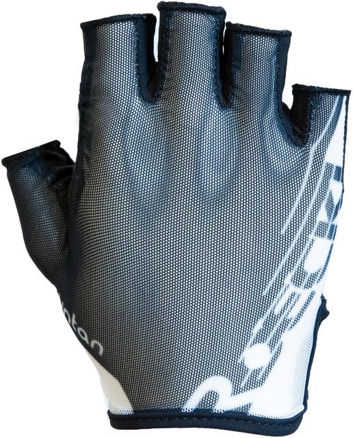 Northwave Grip Fahrrad Handschuhe kurz gelb//schwarz 2019