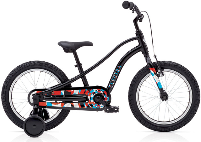 Acid Junior 240//260 Kinder Fahrrad Schutzblech hinten schwarz//blau