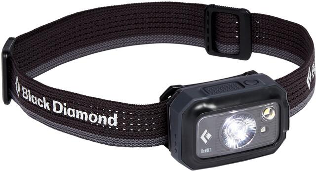 AAA Battery /& Rechargeable Black Diamond Revolt LED Headlamp 300 Lumens Blue