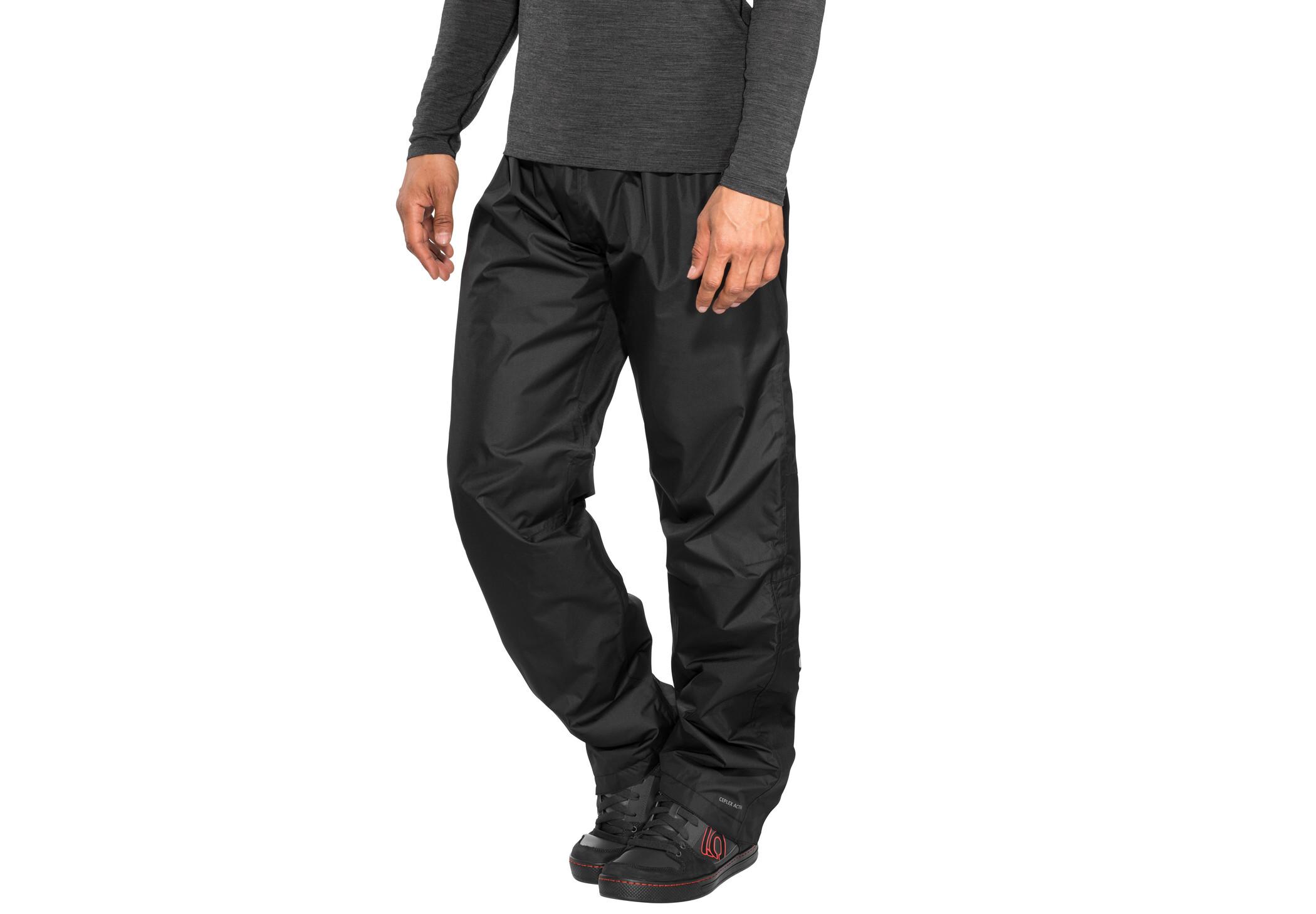 Vaude Fluid Ii Pantalones Hombre Black Bikester Es