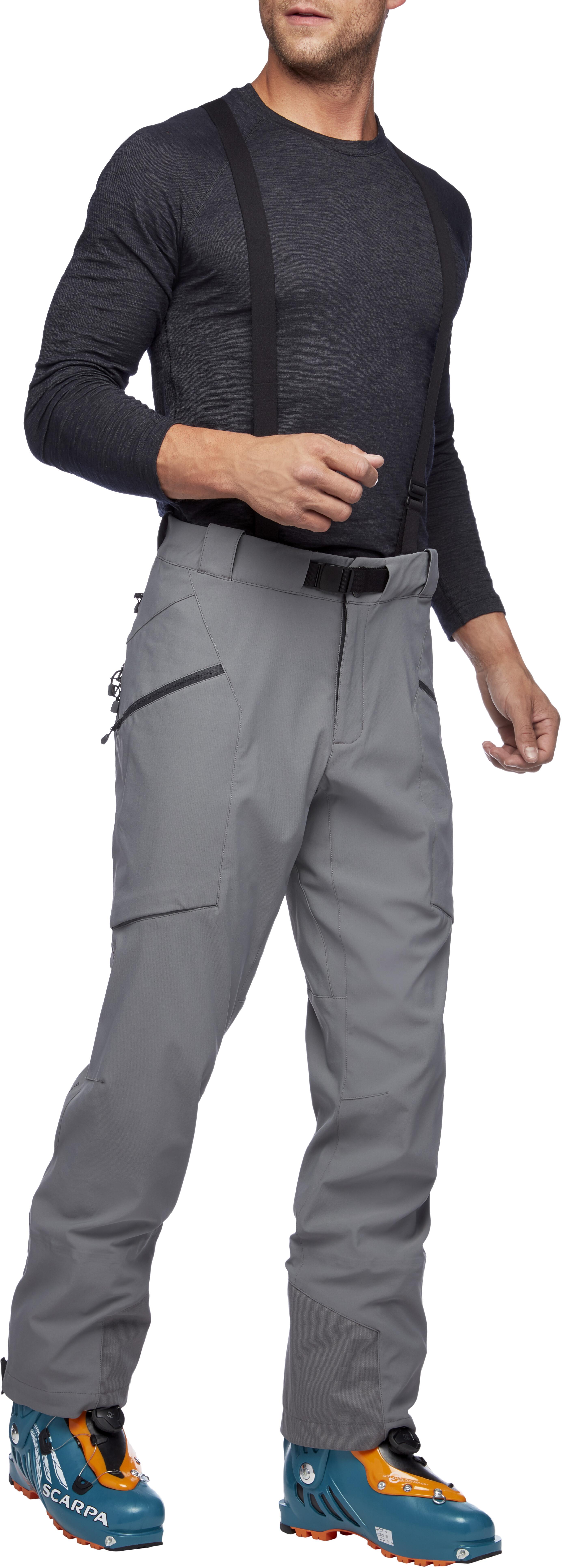Black Diamond Dawn Patrol Pantalones Hombre Ash Campz Es