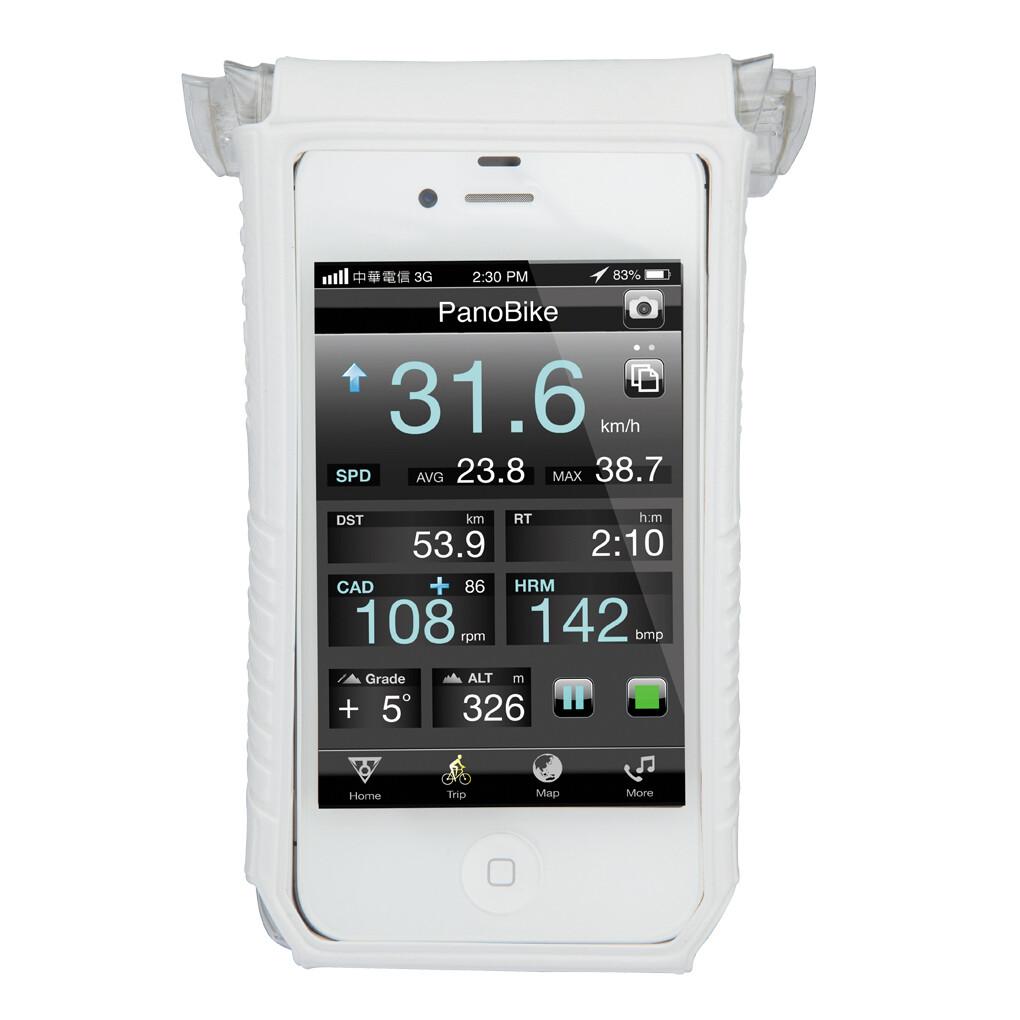 Topeak SmartPhone DryBag 4, white | phone_mounts_component