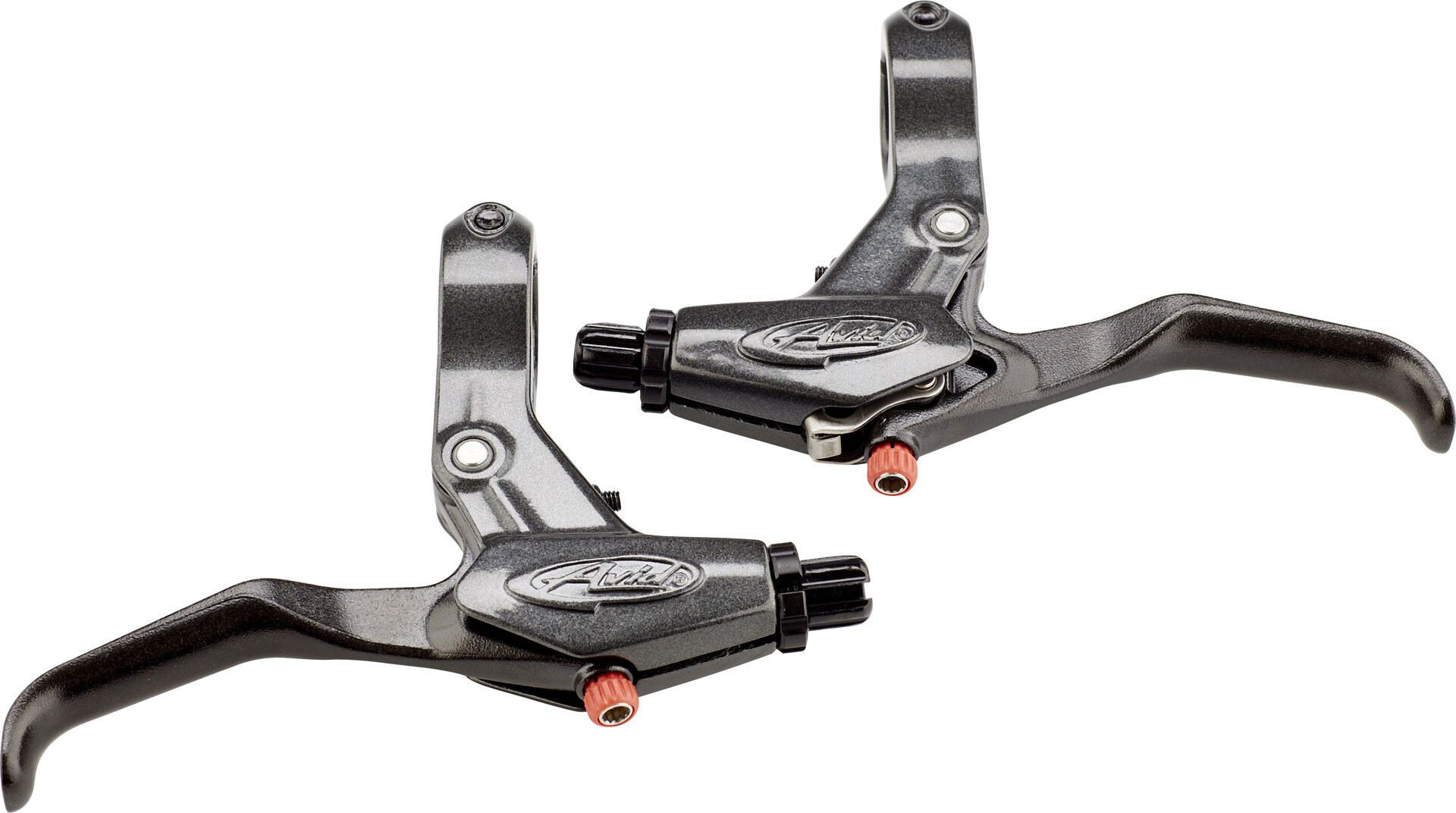 Avid Speed Dial 7 Brake Lever 7 Right and Left Pair Gray Linear Pull Brakes Set