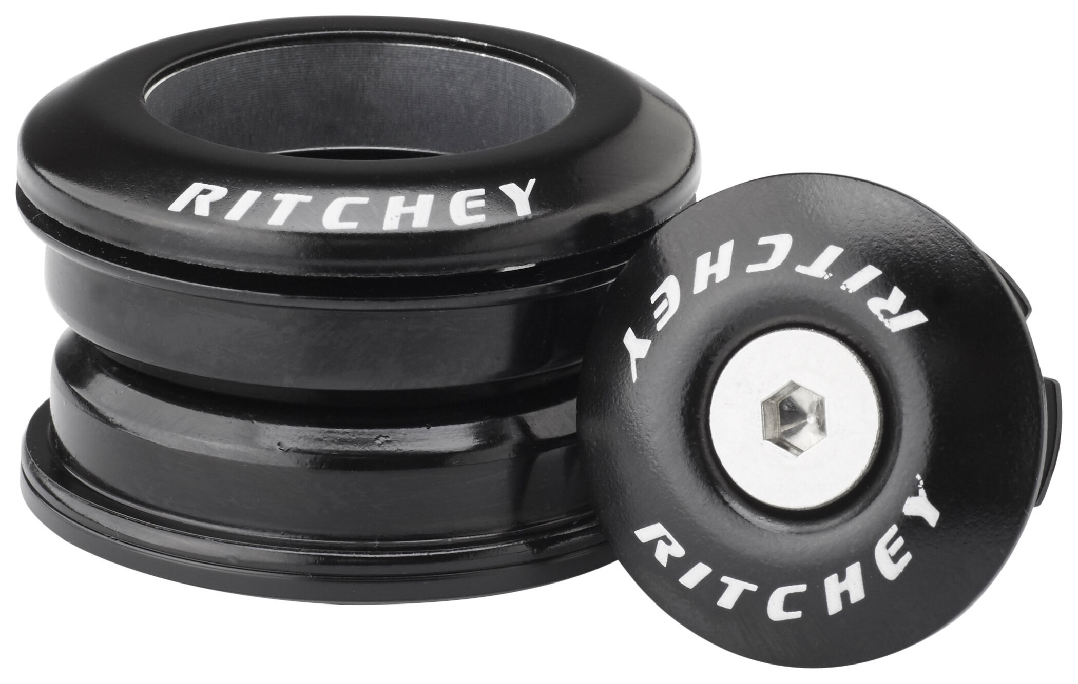 Ritchey Comp Zero Styrfitting ZS44/28.6 I ZS44/30, black (2019) | Headsets