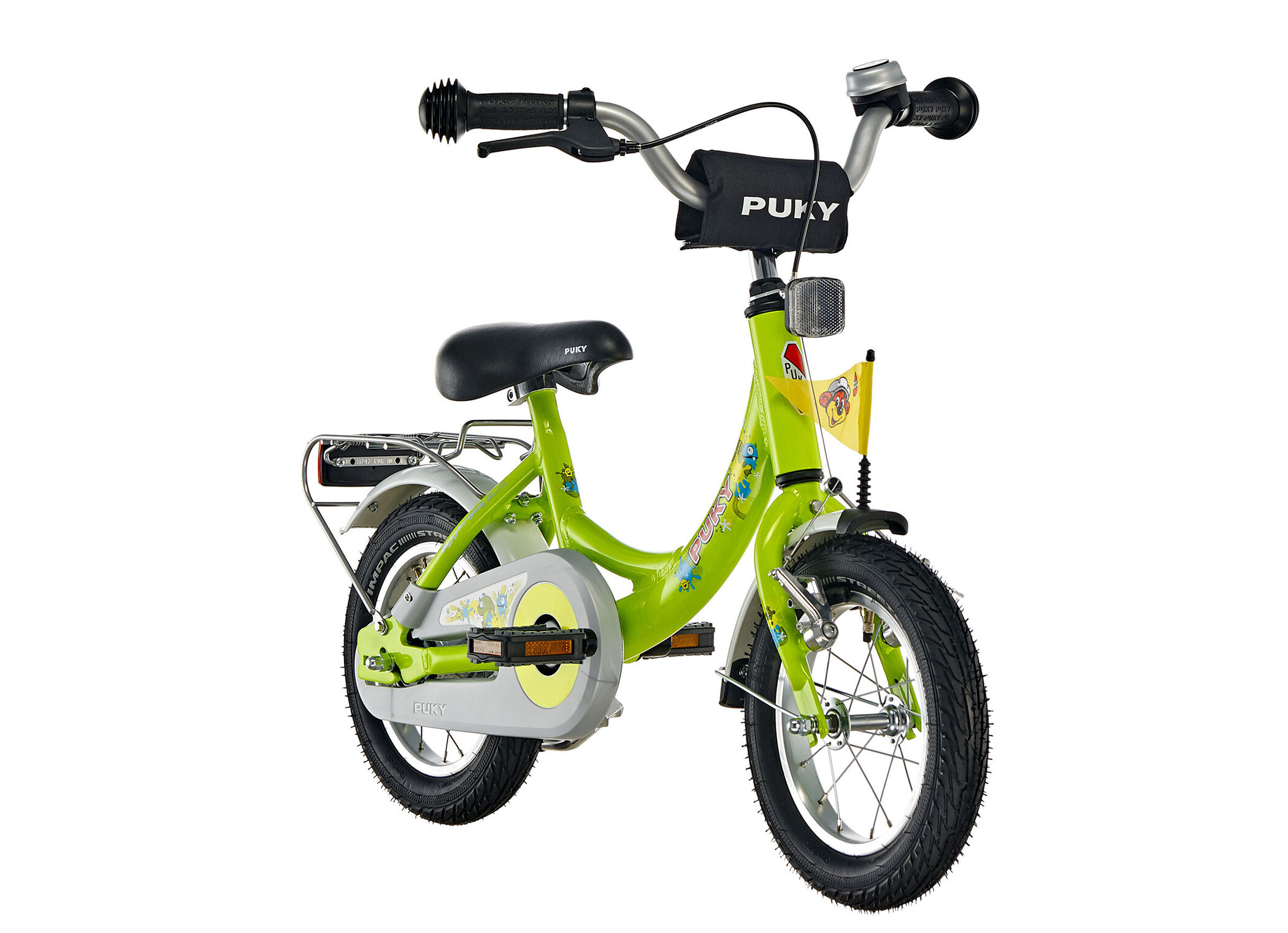 Puky ZL 12-1 Alu Børnecykel 12