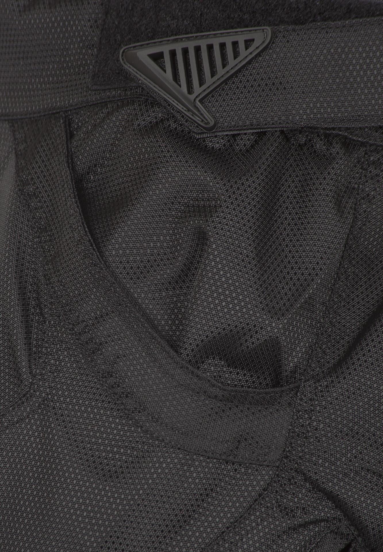 ELEMENT Pants ATTACK black//hi-viz 32//48