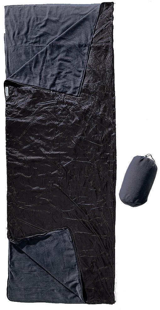 Cocoon Outdoor Blanket/Sleeping Bag, black/slate blue (2019) | Misc. Transportation and Storage
