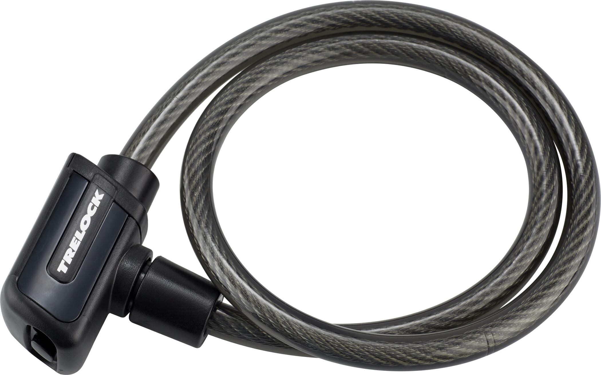 Trelock K2 80/12 Cykellås ZK 432 Silverline (2019) | Combo Lock