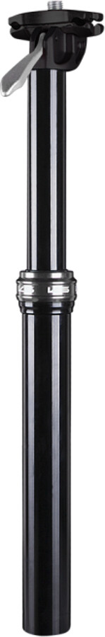 Kind Shock Dropzone Seat Post Ø309mm Hub 75mm, black (2019) | Seat posts