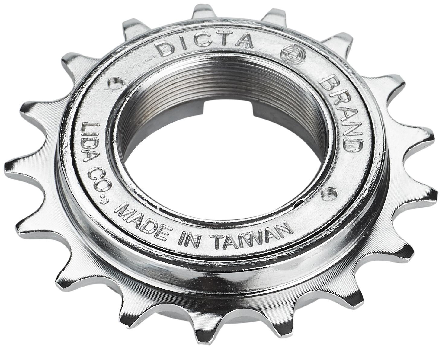 Bike-Parts Singlespeed Kassette 1/2 x 3/32 | Freewheels