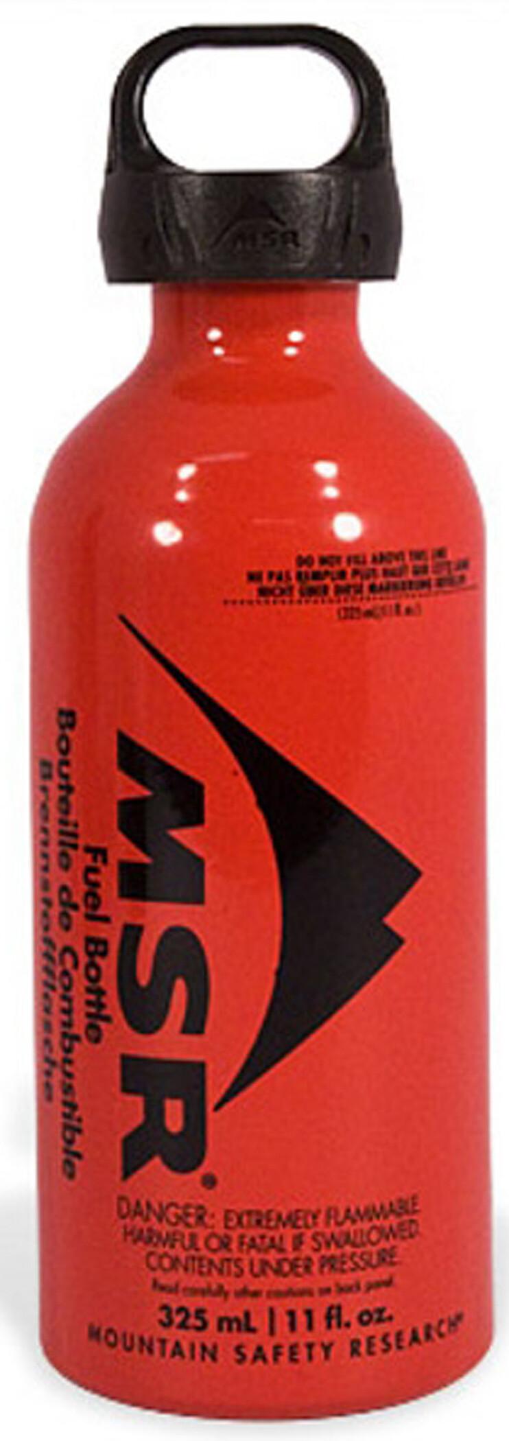 MSR Fuel Bottle 325 ml (2019) | Bottles