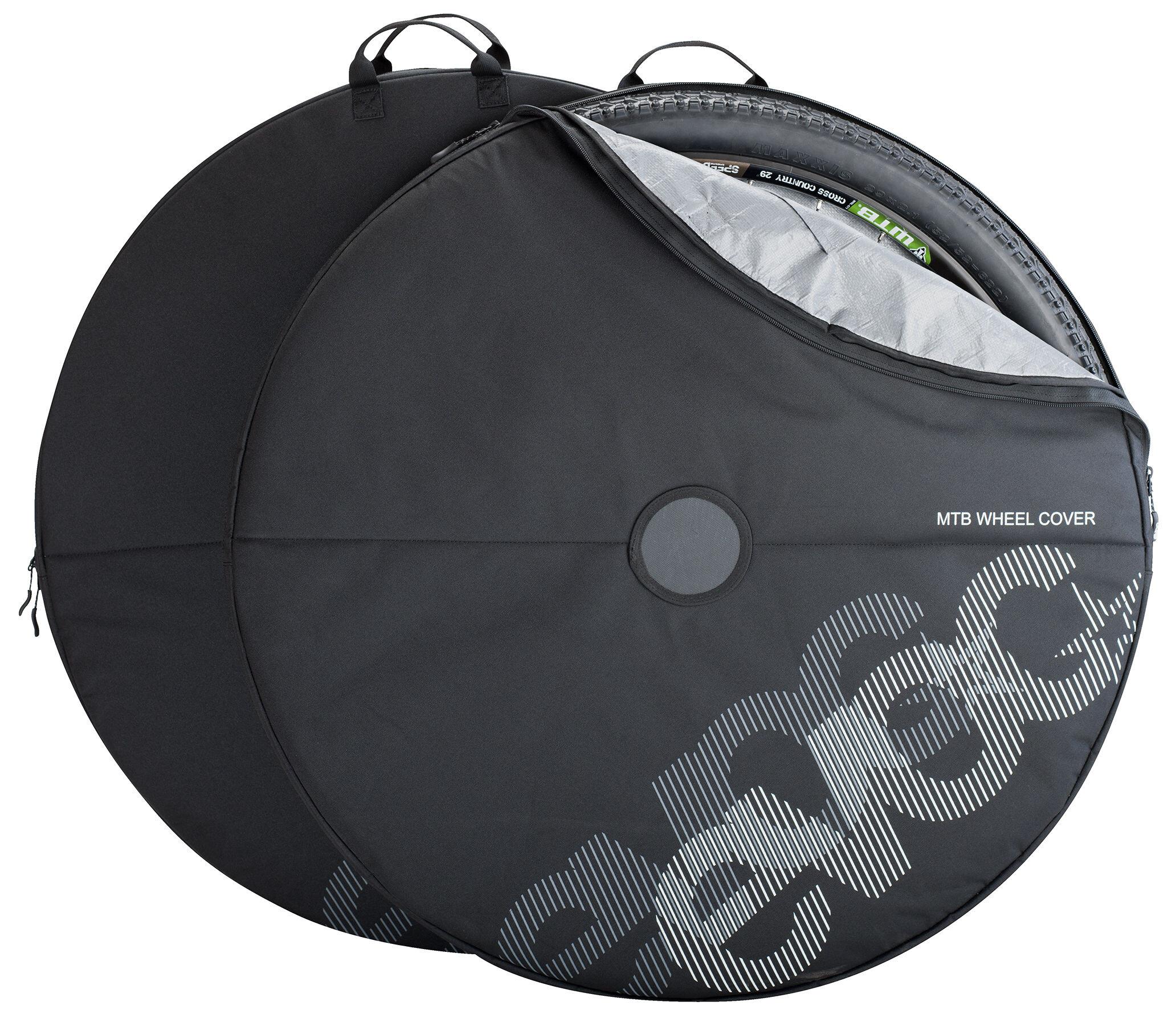 EVOC MTB Hjultaske, black | Wheel bags