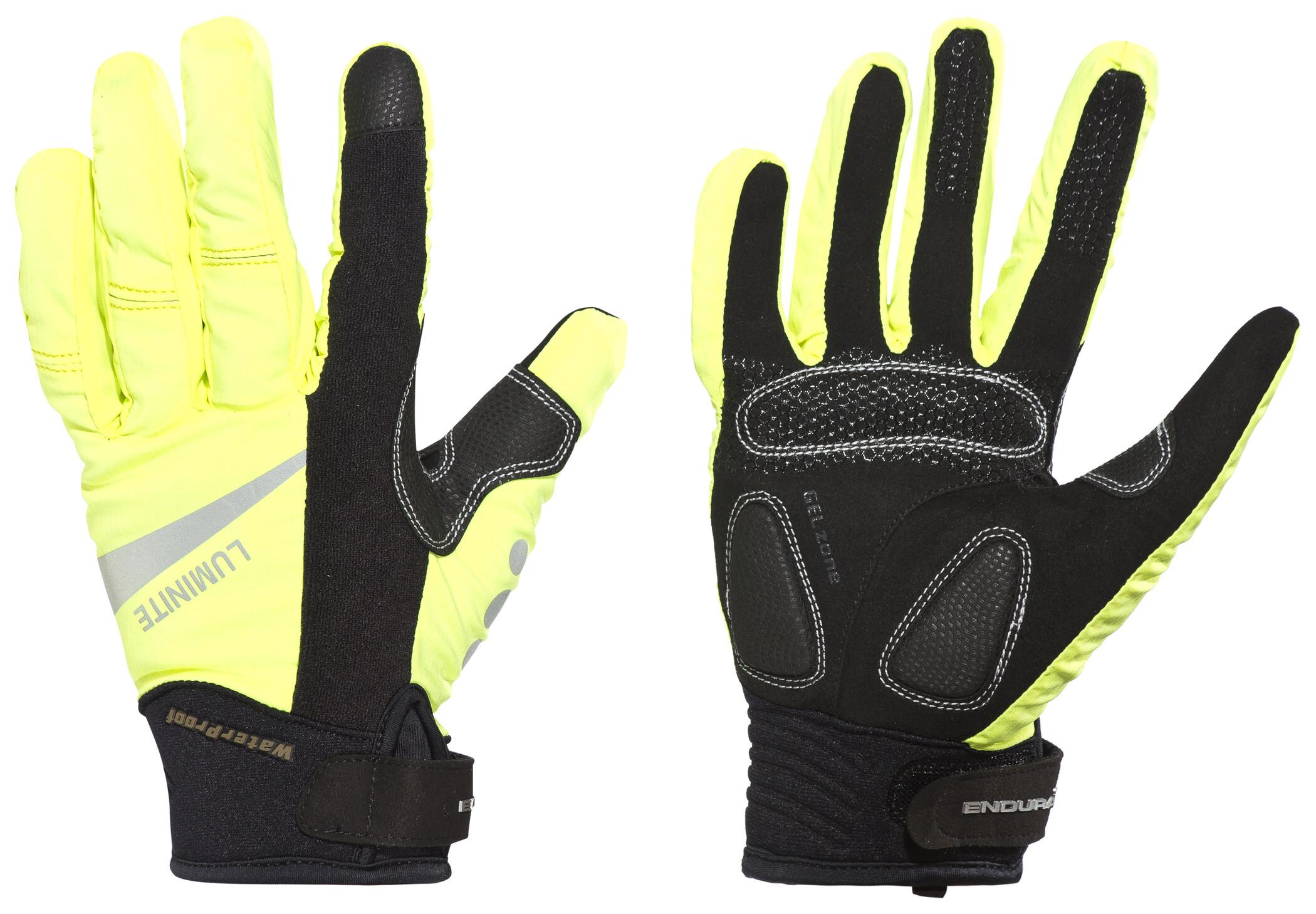 HANDSKER ENDURA LUMINITE DAME SORT | Gloves