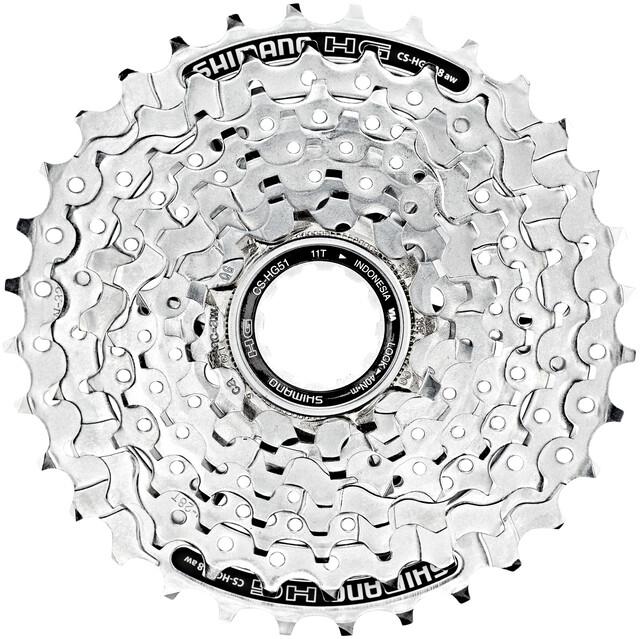 Shimano Fahrrad Kassette HG41 8fach 11-32 Kettenschaltung Zahnkranz