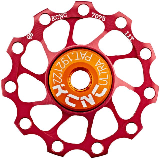 BLUE by KCNC KCNC Jockey Wheel Pulley Ultra Light 11T Shimano Campagnolo SRAM BIKE