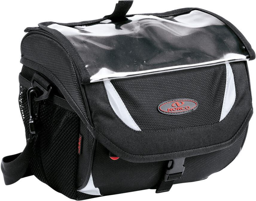 Norco Carson Cykeltaske, black   Tasker til bagagebærer