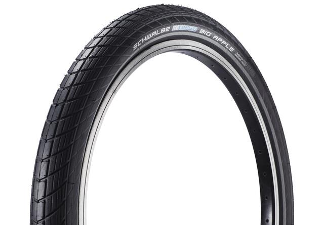 "Schwalbe Big Apple Tire: 20 x 2.00/"" Enduran... Performance Line Wire Bead"