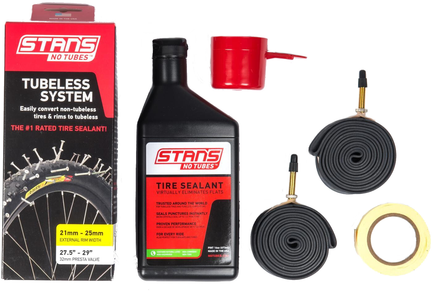 NoTubes Tubeless System Kit Crosscountry 29
