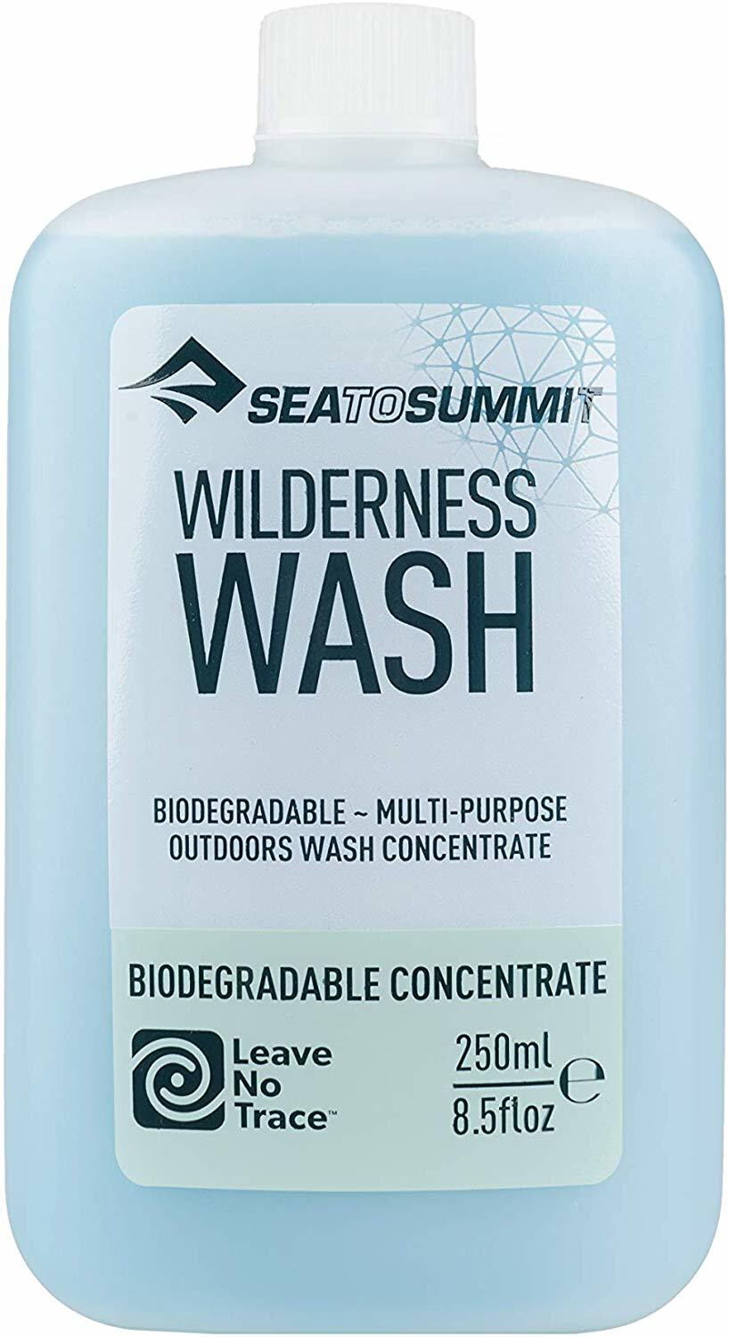 Sea to Summit Wilderness Vask 250 ml flaske (2019) | Bottles