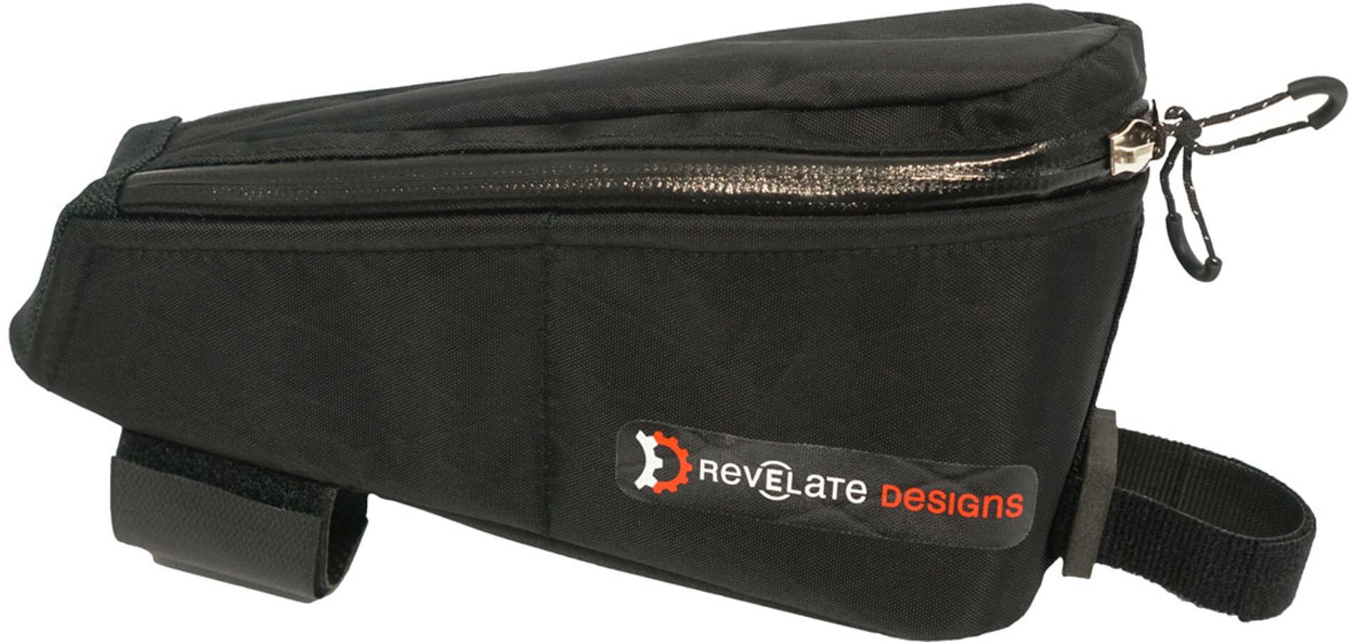 Revelate Designs Gas Tank Steltaske, black | Frame bags