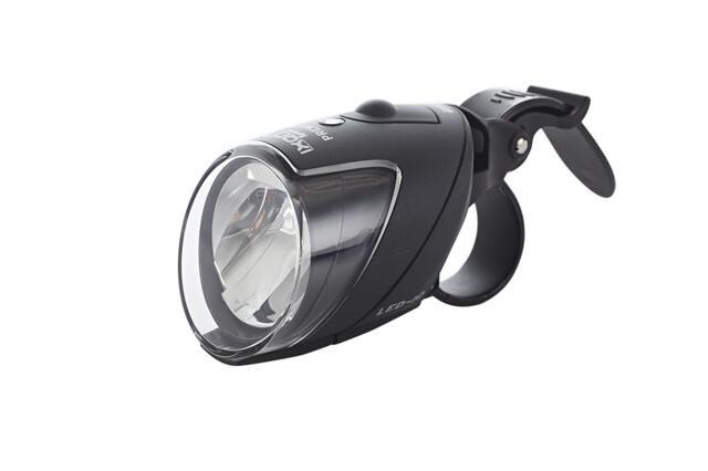 Fahrrad LED Batterie Licht Scheinwerfer Busch /& Müller Ixon Core bis 50 Lux