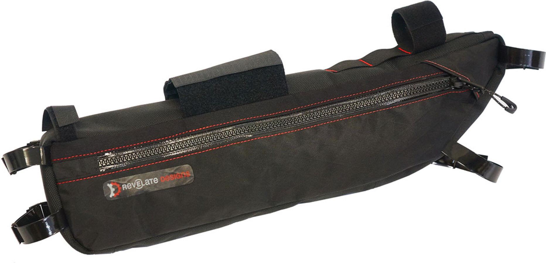 Revelate Designs Tangle Cykeltaske S, black | Frame bags