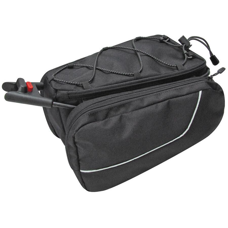 KlickFix Contour Sport Cykeltaske, black (2019) | Tasker til bagagebærer